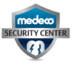 Medeco Security Center logo